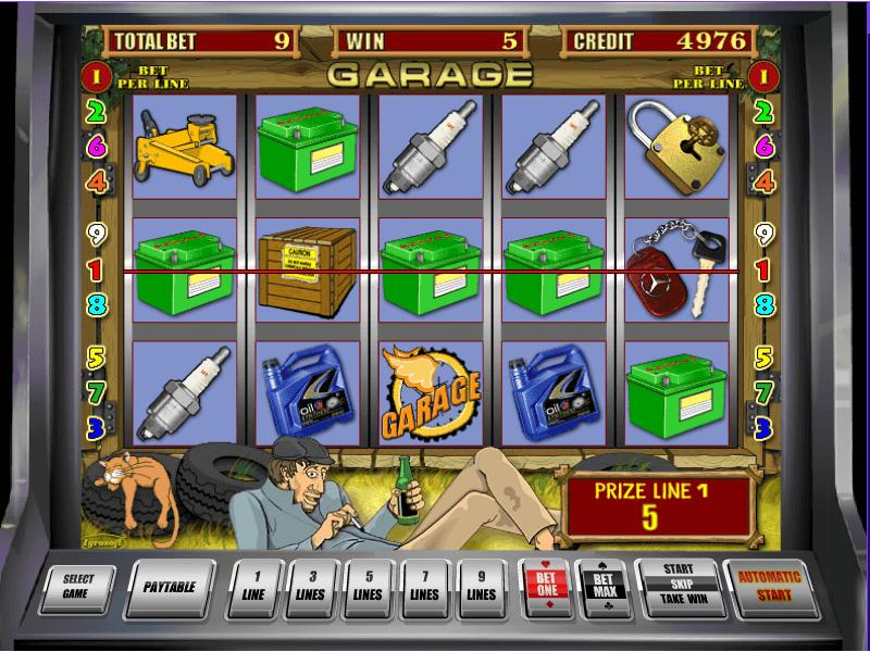 Онлайн игровые автоматы garage фонбет покер онлайн