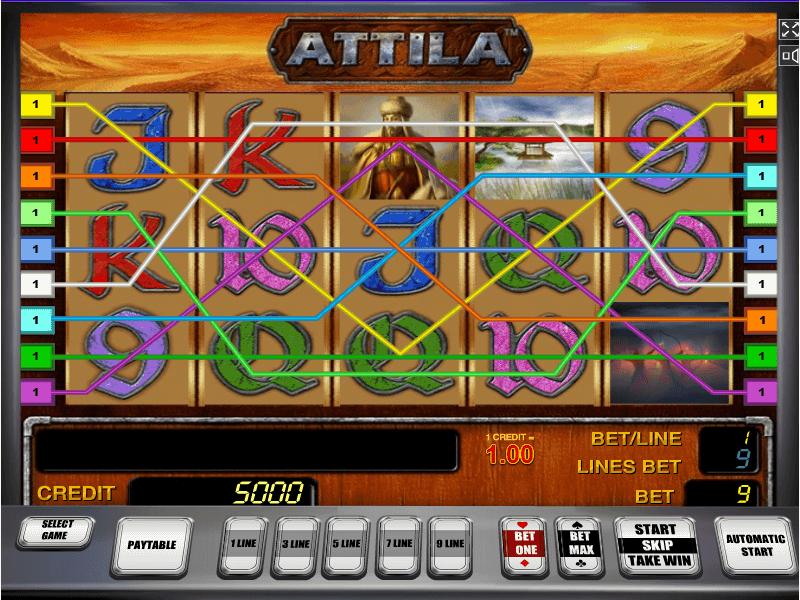 Игровые автоматы онлайн бесплатно атилла онлайн казино азарт плей отзывы