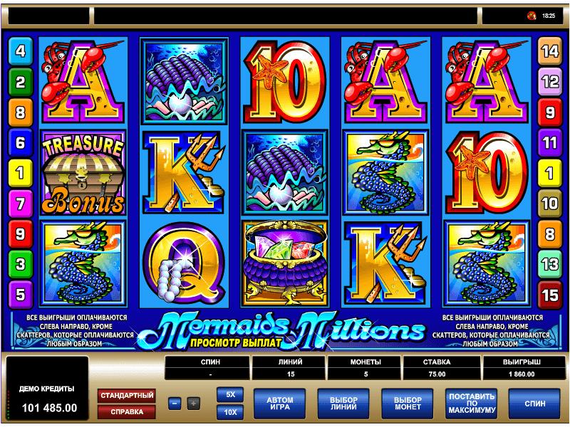 миллионы в игровые автоматы
