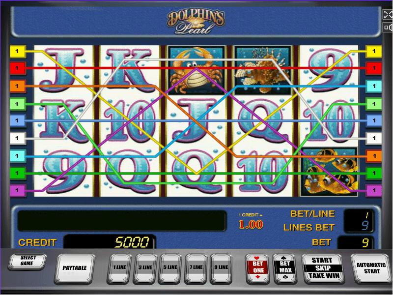 dolphins игровые автоматы играть