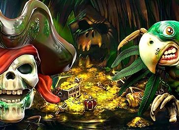 Игровой автомат пираты призрак игровой автомат мечи